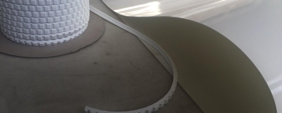 markon konveyör bant silikon bant