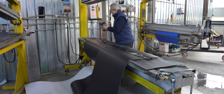 konveyör bant markon ekipmanlar